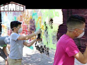 Jeugdland Graffiti