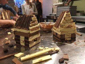 Jeugdland workshop chocola maken